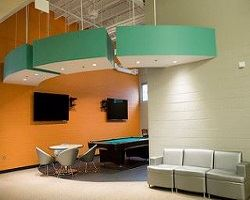 Westphalia Community Center Teen Room