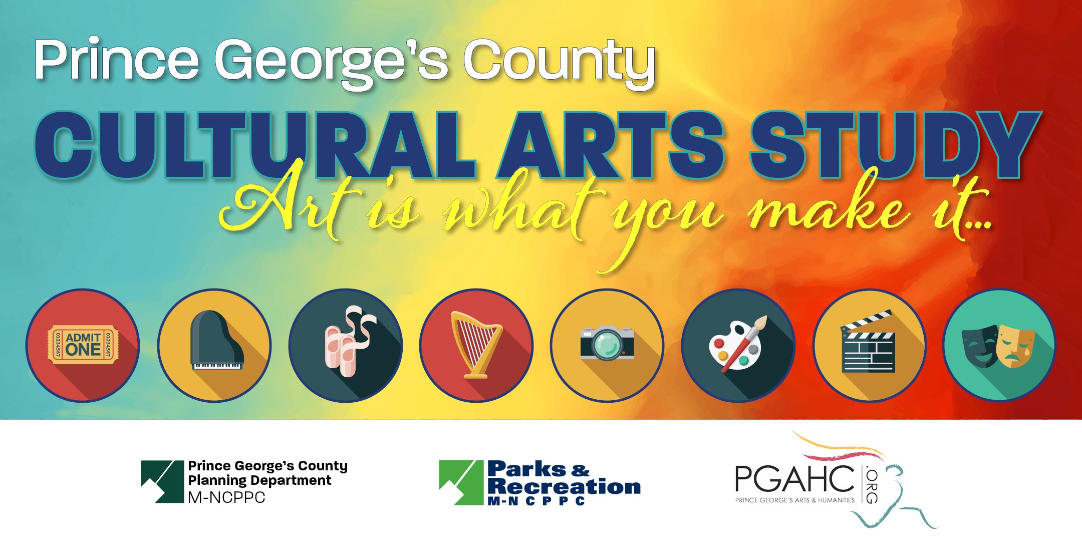 PRINCE GEORGE'S COUNTY CULTURAL ARTS STUDY