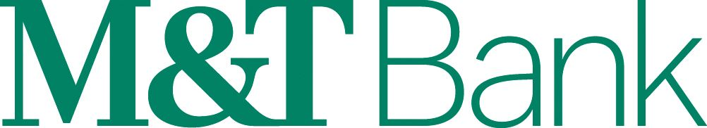 M and T Bank Logo
