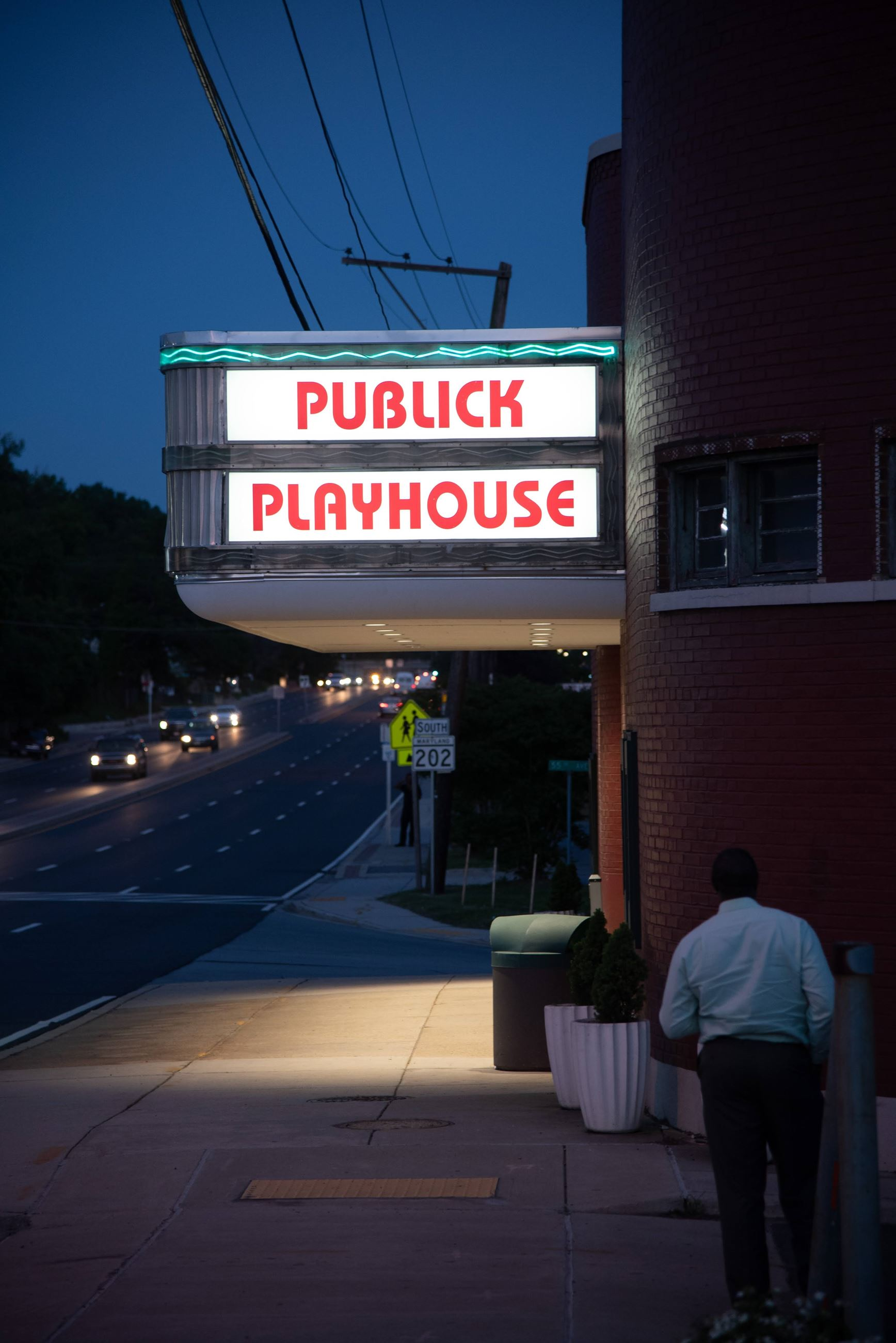 Publick Playhouse