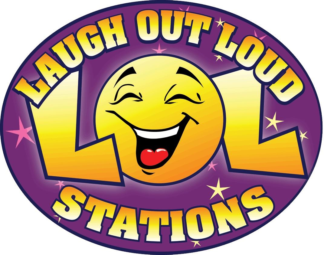 Laugh Out Loud Stations